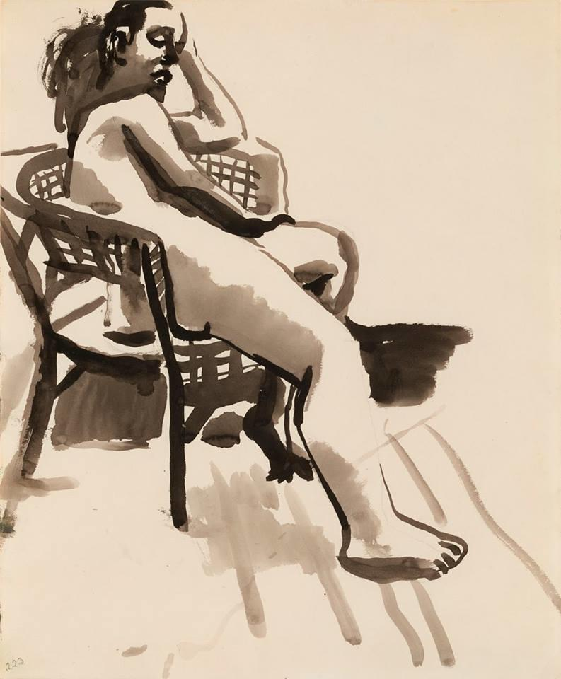 Brian Gross Fine Art: 'Bay Area Figurative Drawing: 1958-1968' @ Brian Gross Fine Art | San Francisco | California | United States