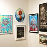 Photo Feature: 4th Annual Supersonic Art Invitational at
