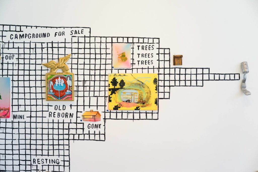 Gallery 16: Nathaniel Parsons 'Together We Make Things Happen' @ Gallery 16   San Francisco   California   United States