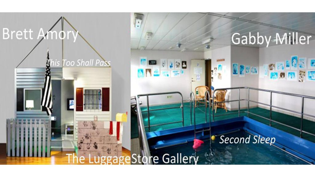 Luggage Store Gallery: Double Solo Exhibitions // Gabby Miller x Brett Amory @ Luggage Store Gallery | San Francisco | California | United States
