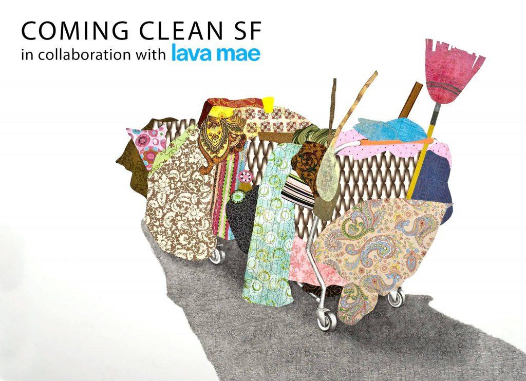 Fouladi Projects + Lava Mae 'Coming Clean: San Francisco' @ Fouladi Projects | San Francisco | California | United States