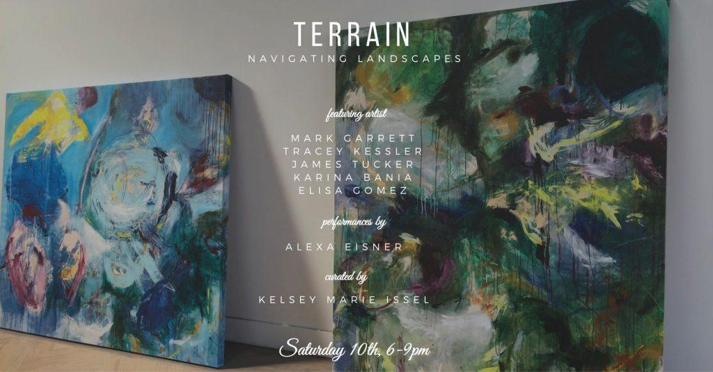 The Midway Gallery: 'Terrain ' @ The Midway Gallery  | San Francisco | California | United States