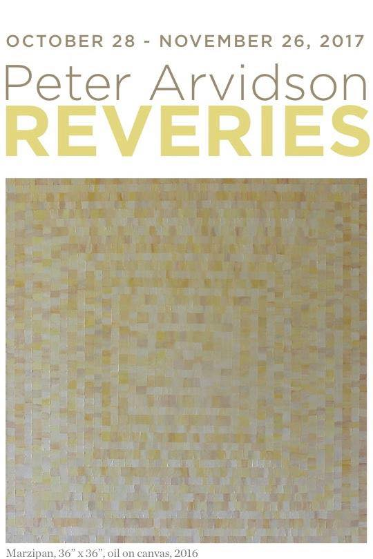 Inclusions Gallery:  Peter Arvidson 'Reveries' @ Inclusions Gallery | San Francisco | California | United States