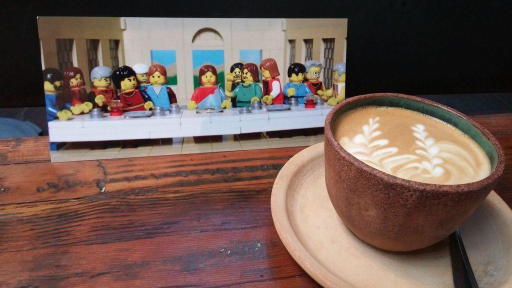 Four Barrel Coffee: Elbe Spurling 'Let My People LEGO! ' @ Four Barrel Coffee | San Francisco | California | United States