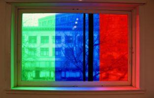 Thumbnail image for Photo Feature: Sanaz Mazinani 'Signal to Noise' at SF Camerawork