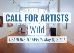 Thumbnail image for Call for Artists: WILD at Root Division — Deadline: May 8, 2017