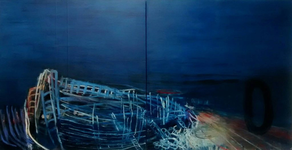 "Jack Fischer Gallery: Heather Wilcoxon, ""Adrift"" @ Jack Fischer Gallery 