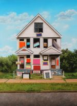 """Thumbnail image for Photo Feature: Jessica Hess """"Less Is More"""" at Hashimoto Contemporary"""