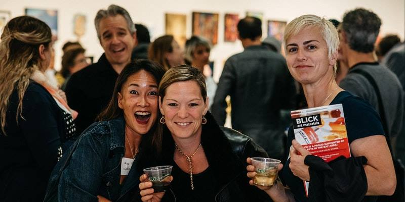 ArtSpan ArtLaunch 2017: SF Open Studios Opening Reception @ SOMArts Cultural Center | San Francisco | California | United States
