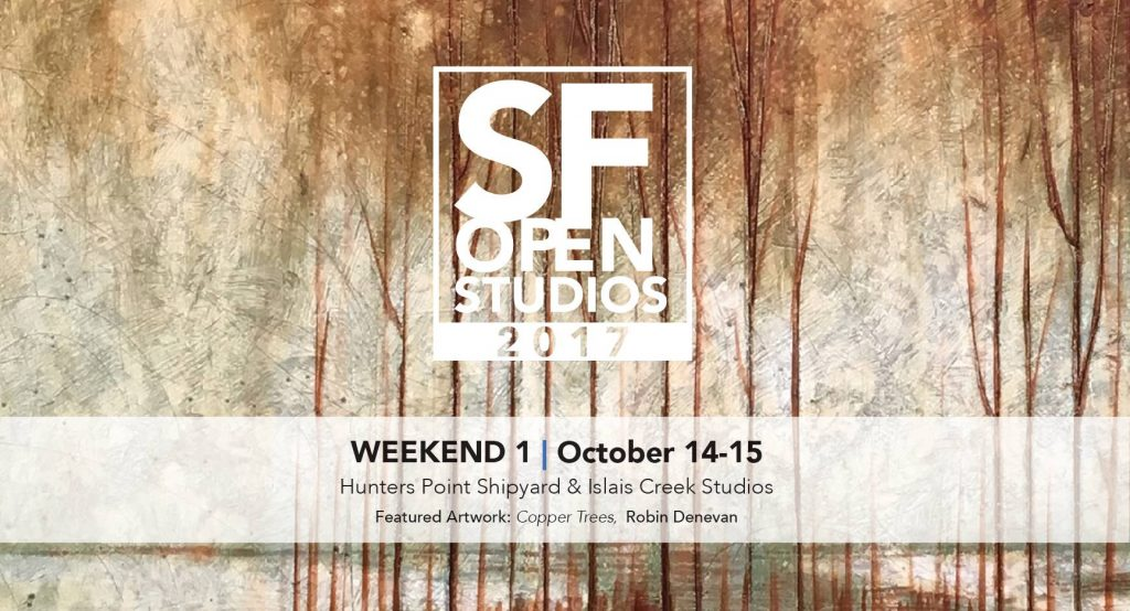 SF Open Studios Weekend 1: Oct 14-15, Hunters Point/Islais Creek @ San Francisco | California | United States